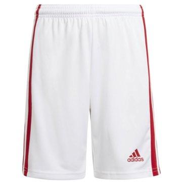 adidas FußballshortsSQUADRA 21 SHORTS - GN5763 weiß