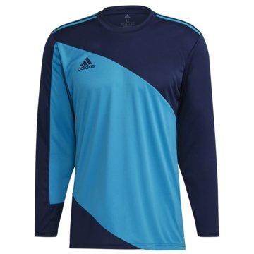adidas FußballtrikotsSQUADRA 21 TORWARTTRIKOT - GN6944 blau