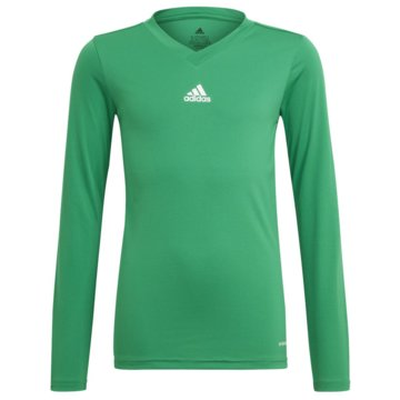 adidas FußballtrikotsTEAM BASE LONGSLEEVE - GN7515 grün