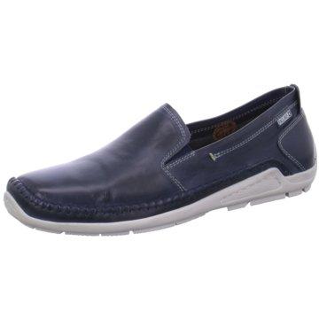 Pikolinos Komfort SlipperAzores blau