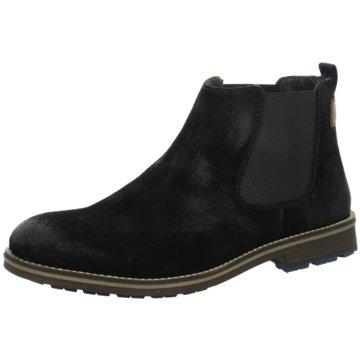 Rieker Chelsea Boot schwarz