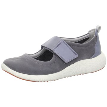 Clarks Komfort SlipperCowley Folly grau