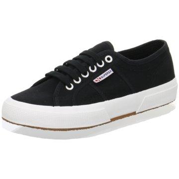 Superga SneakerSneaker schwarz