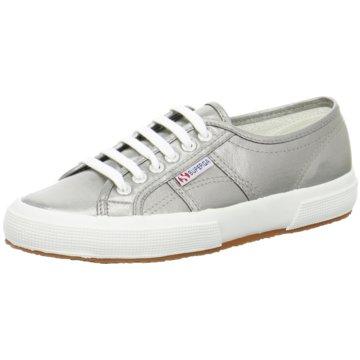 Superga Sneaker Low2750 Cotmetu Sneaker Damen Schuhe grau grau