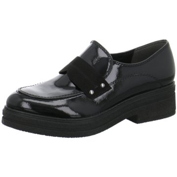 Tamaris Business Slipper schwarz