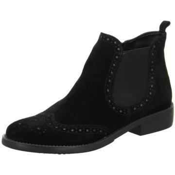 Tamaris Chelsea BootROYAL W4D BLACK schwarz