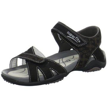 Superfit Offene SchuheNancy Weite M schwarz