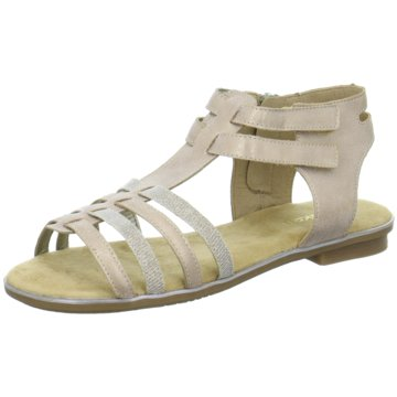 Rieker Offene Schuhe beige