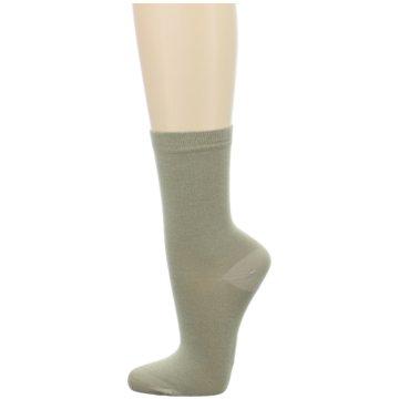Camano Socken / Strümpfe beige