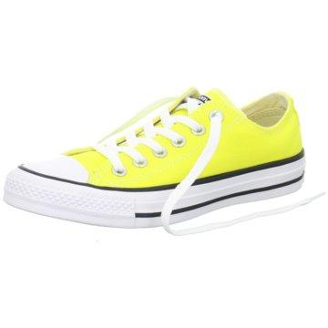 Converse Sneaker Low gelb