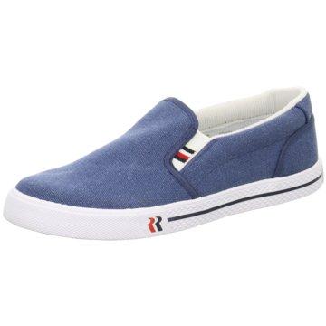 Romika Sportlicher SlipperLaser blau
