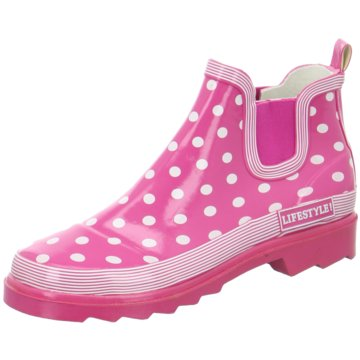 Beck GummistiefelLifestyle pink