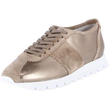 Kennel + Schmenger Sneaker LowGroove gold