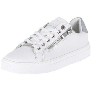 MEXX Sneaker Low weiß
