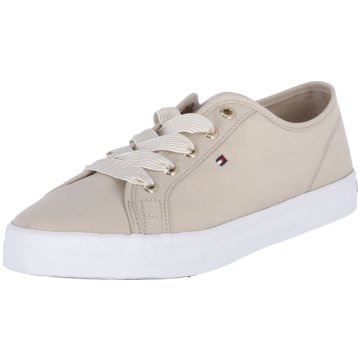 Tommy Hilfiger SneakerEssential Nautical Sneaker beige