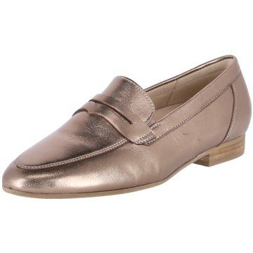 Gabor Komfort Slipper gold