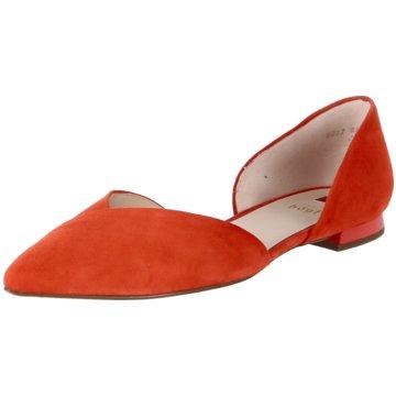 Högl Ballerina orange