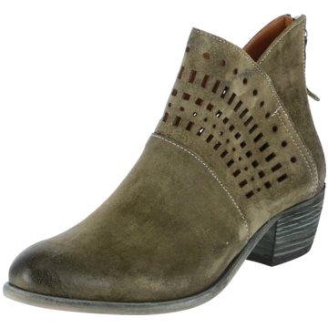 Thea Mika Ankle Boot grün