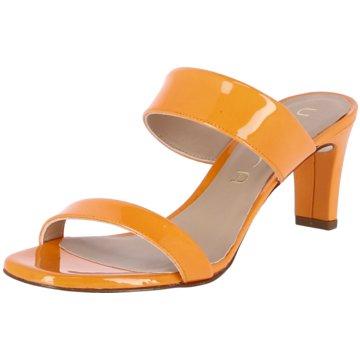 Unisa Pantolette orange