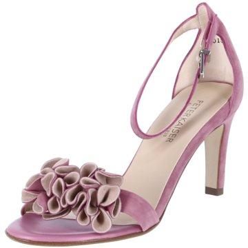 Peter Kaiser Sandalette rosa