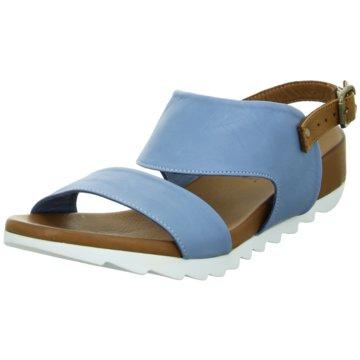 Empor Sandale blau