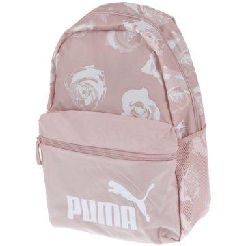 Puma Rucksack PHASE AOP BACKPACK - 78046 pink
