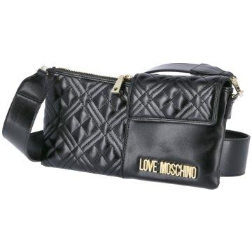 Love Moschino Taschen Damen schwarz