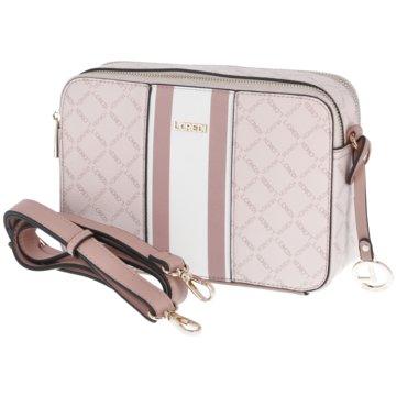L.Credi Taschen Damen rosa