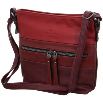 Tom Tailor Taschen Damen rot
