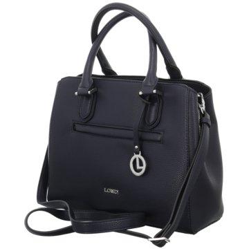 L.Credi Taschen Damen blau