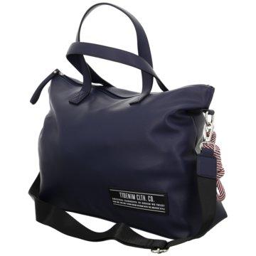 Tom Tailor Taschen Damen blau