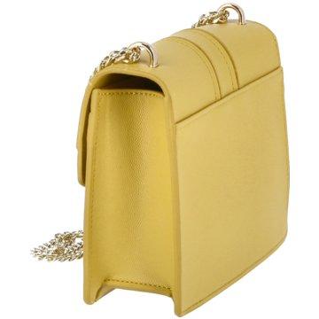SEIDENFELT Taschen DamenTasche gelb