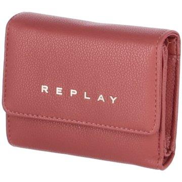 Replay Taschen Damen rot
