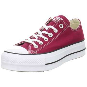 Converse Top Trends Sneaker rot