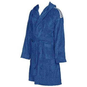 arena WinterjackenCORE SOFT ROBE JR - 002015 blau