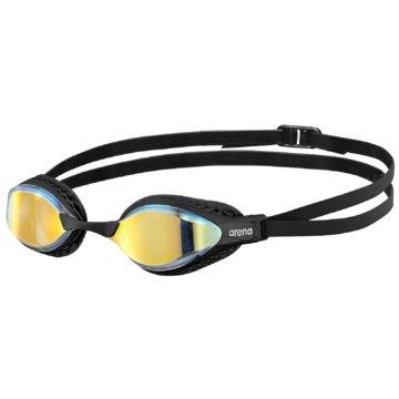 arena SchwimmbrillenAIR-SPEED MIRROR - 003151 gelb