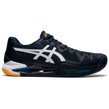 asics OutdoorGEL-RESOLUTION  8 CLAY  - 1041A076-403 blau