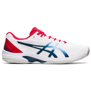 asics OutdoorCOURT SPEED  FF CLAY  - 1041A093-105 weiß