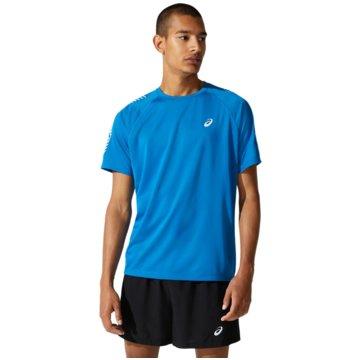 asics T-ShirtsICON SS TOP - 2011B055-403 blau