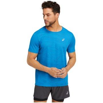 asics T-ShirtsVENTILATE TOP - 2011B904-400 blau