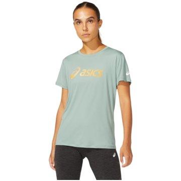 asics T-ShirtsSAKURA ASICS SS TOP - 2012B947-020 grau
