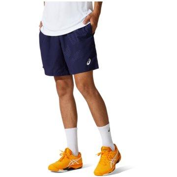 asics TennisshortsCOURT M GPX SHORT - 2041A145-400 blau