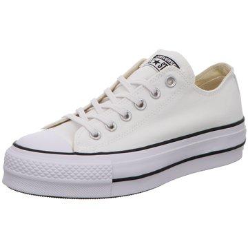 Converse Plateau SneakerChuck Taylor All Star Lift Sneaker weiß