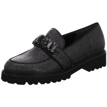 Gabor Business Slipper schwarz