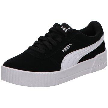 Puma Sneaker LowCARINA - 369864 schwarz