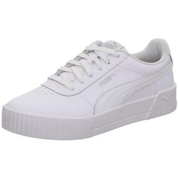 Puma Sneaker LowCARINA L - 370325 weiß