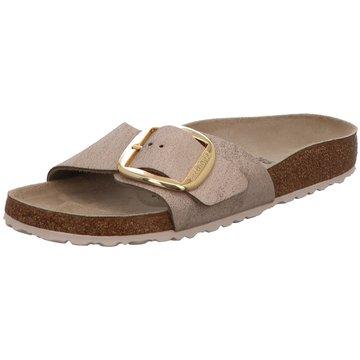 Birkenstock Klassische PantoletteMadrid Big Buckle[Sandals] rosa