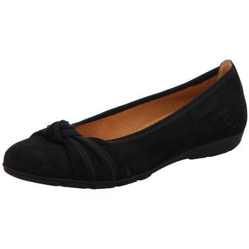 Gabor Klassischer Ballerina schwarz