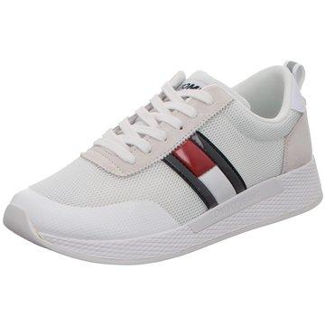Tommy Hilfiger SneakerTechnical Flexi Runn weiß