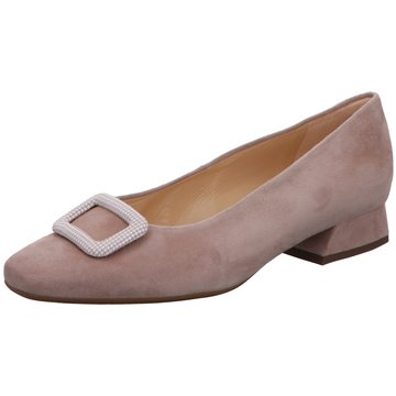 Peter Kaiser Flacher Pumps beige